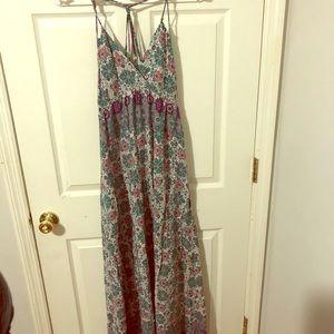 Nibiki Lavender Small Maxi Dress